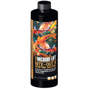 Microbe-Lift® Nite-Out II Nitrifying Bacteria, 16 Ounces
