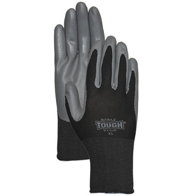 Nitrile TOUGH® Gloves by Bellingham Glove®