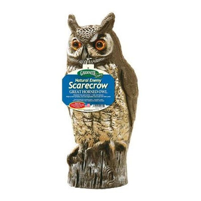 Dalen® Natural Enemy Scarecrow® Great Horned Owl