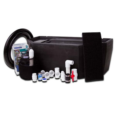PondBuilder Formal Falls Basin Kits with Pump & Accessories