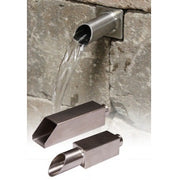 PondBuilder Stainless Steel Formal Spouts