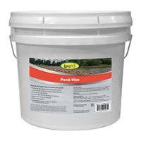 EasyPro Pond-Vive Dry Beneficial Bacteria, 25 Pound Bucket