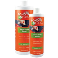 Pond Force™ Barley Straw Extract Natural Water Clarifier