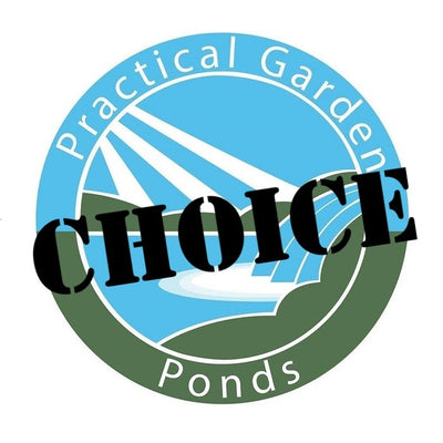 Practical Garden Ponds Choice logo