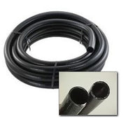 Black PVC Hose Sold by the Roll