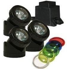 Alpine Power Beam Submersible Pond Lights