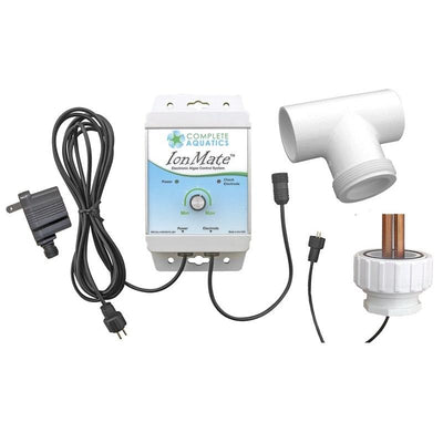 Complete Aquatics IonMate® In-Line Electronic Clarifier & Algae Control System