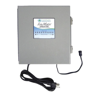 Control panel for Complete Aquatics IonMate® Ultra150 Electronic Clarifier & Algae Control System