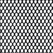 "Nycon Pond Netting, 1/4"" Black Polyester Mesh"
