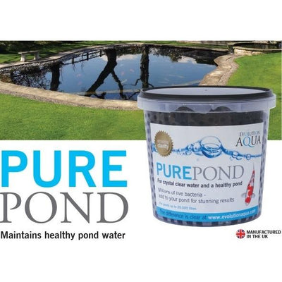 Evolution Aqua Pure Pond Beneficial Bacteria