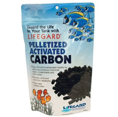 Lifegard Aquatics Pelletized Activated Carbon