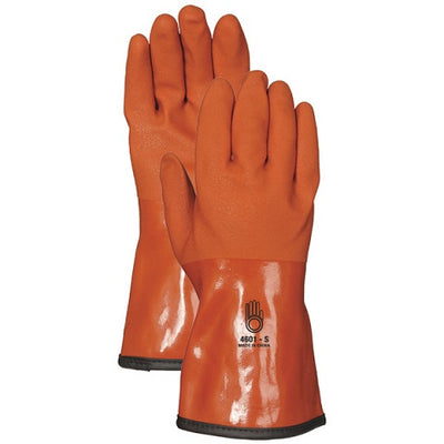 Snow Blower™ Insulated PVC Gloves by Bellingham Glove®