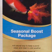 EasyPro Large Seasonal Boost Package, Quart of Liquid Bacteria and 12 Ounces of Dry Bacteria