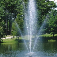 Scott Aerator Clover 1-1/2 HP Lake Fountains