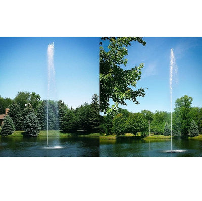 Scott Aerator Jet Stream Fountains