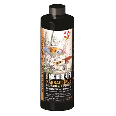 Microbe-Lift® Sabbactisun™ Herbal Water Conditioner, 16 Ounces