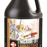 Microbe-Lift® Sabbactisun™ Herbal Water Conditioner, Gallon