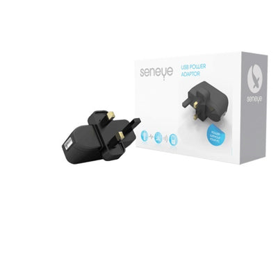 Seneye USB Power Adapters for Type G Outlet