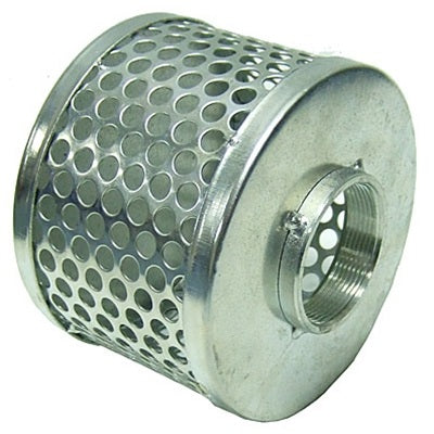 Green Leaf Stainless Steel Suction Strainers