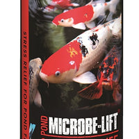 Microbe-Lift® Stress Relief for Pond Fish, 32 Ounces