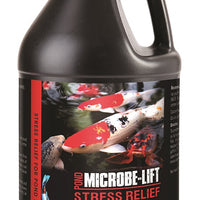 Microbe-Lift® Stress Relief for Pond Fish, Gallon