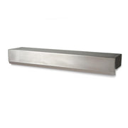 Atlantic Water Gardens 316 Stainless Steel Water Wall Spillway