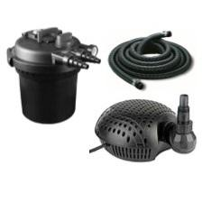 Practical Garden Ponds Choice Pump & Filter Combo