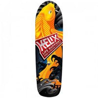 Helix Life Support 1st Edition Signed Skateboard Deck