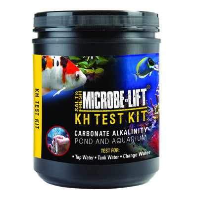 Microbe-Lift® KH Carbonate Alkalinity Test Kit
