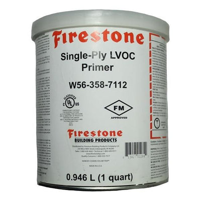 Firestone Single-Ply LVOC Primer, Quart