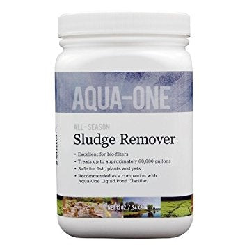 Alpha BioSystems Aqua-One Sludge Remover Dry