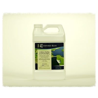 Diversified Waterscapes F-40 Enviro Blue pond dye