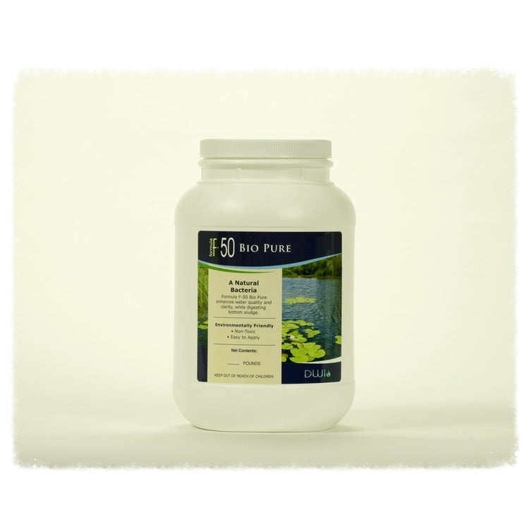 Diversified Waterscapes F-50 Bio Pure beneficial bacteria