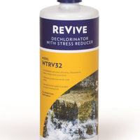 Atlantic Water Gardens ReVive Dechlorinator with Stress Reducer, 32 Ounce Bottle