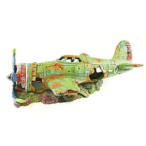 Republic P-47D Thunderbolt WWII Fighter Jet Aquarium Ornament