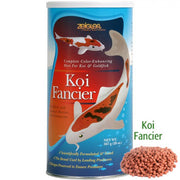 Zeigler Koi Fancier Color Enhancing Diet for Koi & Goldfish, 20 Ounces