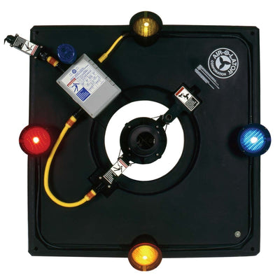 Air-O-Lator 200 Watt 12V Lighting System
