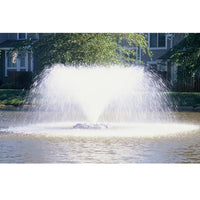 Air-O-Lator Carnival Propeller Pump Floating Fountains