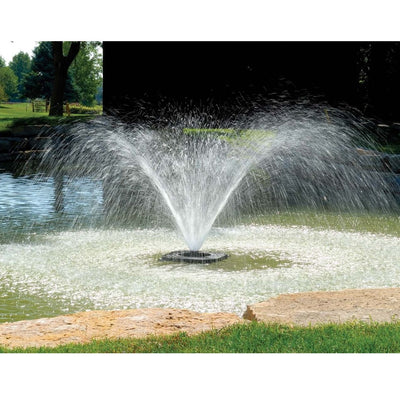 Air-O-Lator 1/2 HP Legacy Aerating Lake Fountain