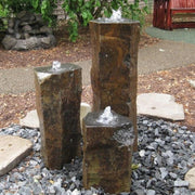 EasyPro Tranquil Decor Polished Top Real Basalt Columns