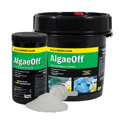 CrystalClear® AlgaeOff® Algae Treatment