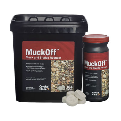 CrystalClear® MuckOff™ Sludge Treatment