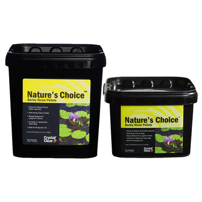CrystalClear® Nature's Choice™ Barley Straw Pellets