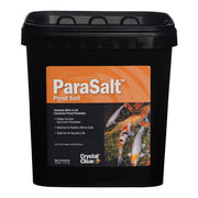 CrystalClear® ParaSalt™ Pond Salt, 10 Pound Bucket