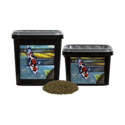 CrystalClear® WheatGerm Cool Weather Koi Food