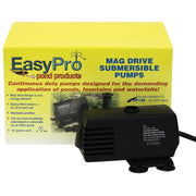 EasyPro Submersible Mag Drive Pond & Fountain Pumps