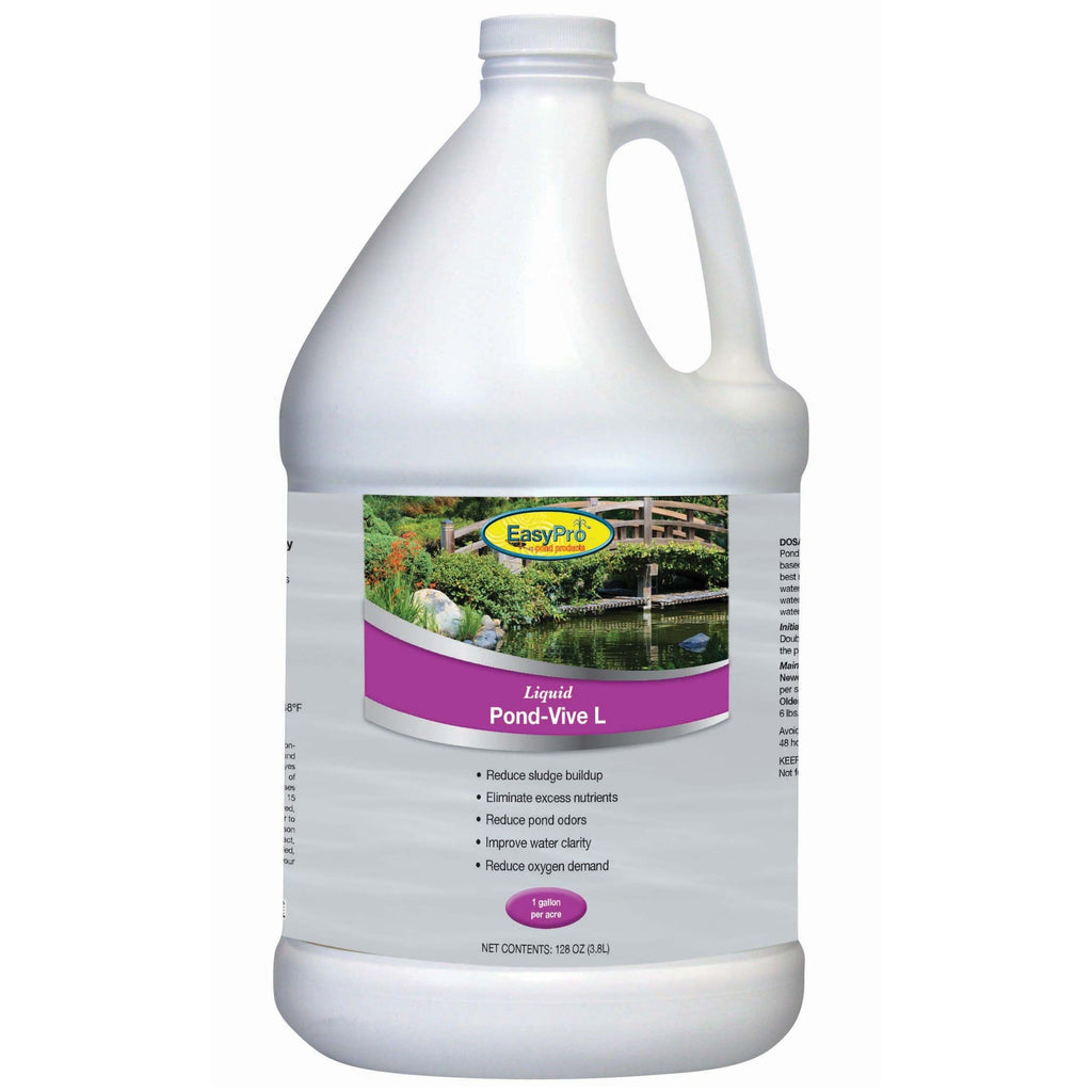 EasyPro Pond-Vive Liquid Beneficial Bacteria