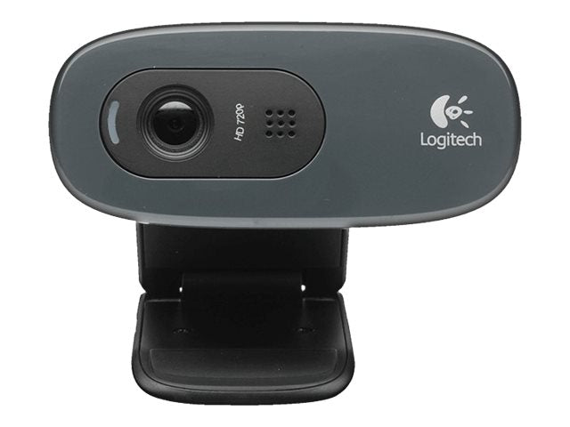 LOGITECH C270 HD USB WEBCAM