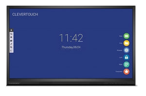 "CLEVERTOUCH 65"" SCREEN 4K"