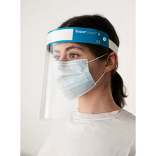 Load image into Gallery viewer, Super Guard Pro Face Shield Pk4